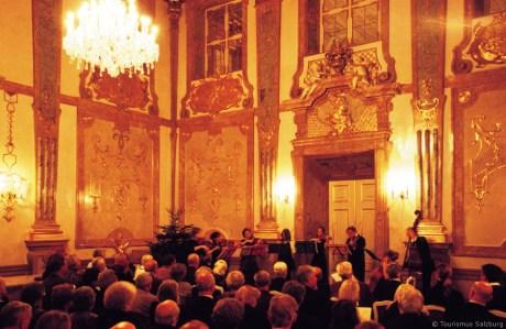 Salzburg  Mirabell Schlosskonzerte